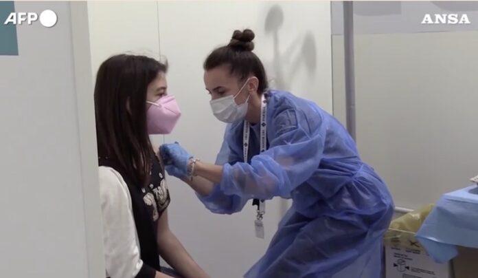 Vaccino Giovani