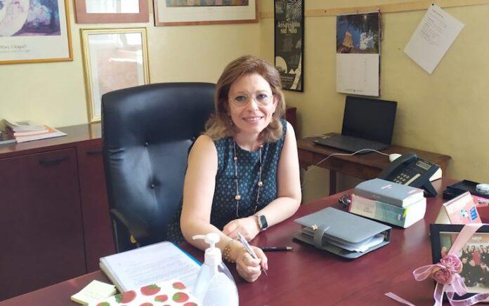 Fabiana Arnaudo dirigente scolastica