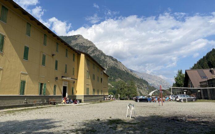 Casa alpina Magnificat a Strepeis