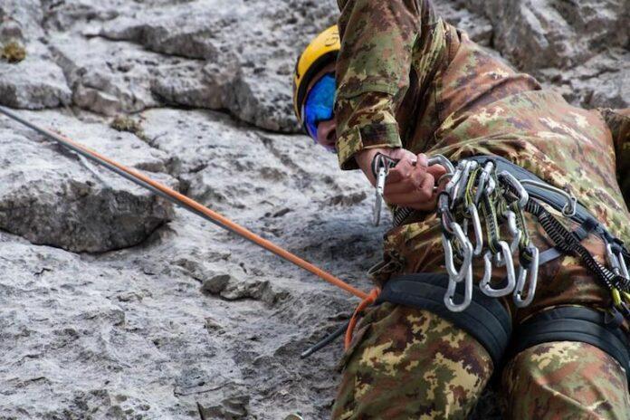 Test nel Bellunese per le Truppe alpine