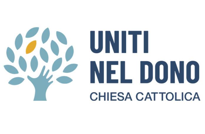Uniti Nel Dono Logo