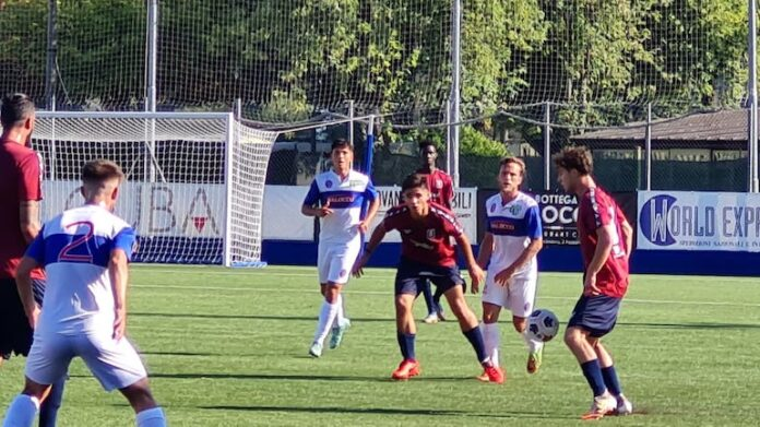 Calcio Fossano Saluzzo Coppa Italia