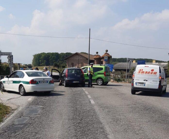 Incidente Centallo