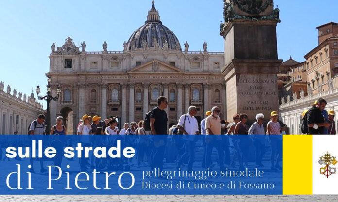 Pellegrinaggio Sinodale Roma