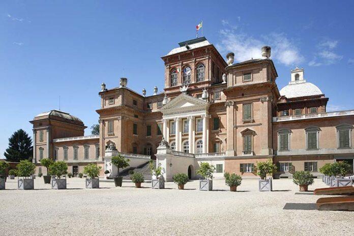 Castello Di Racconigi 14