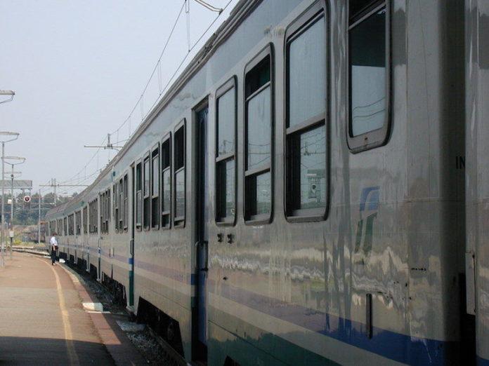 immagine di repertorio treno