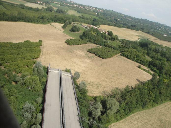 Asti-Cuneo, il trampolino di Verduno