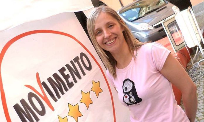 Ilaria Riccardi Movimento 5 Stelle