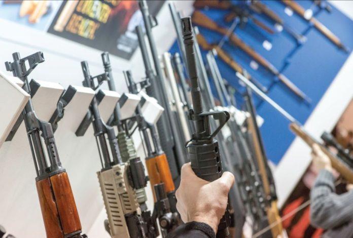 fucili e armi