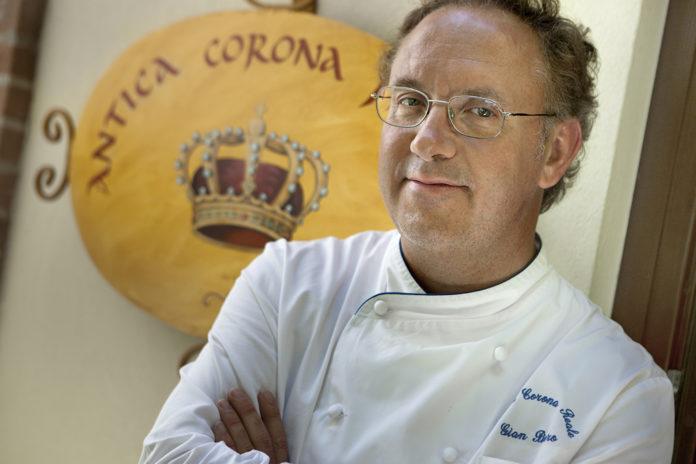 Lo chef Gianpiero Vivalda