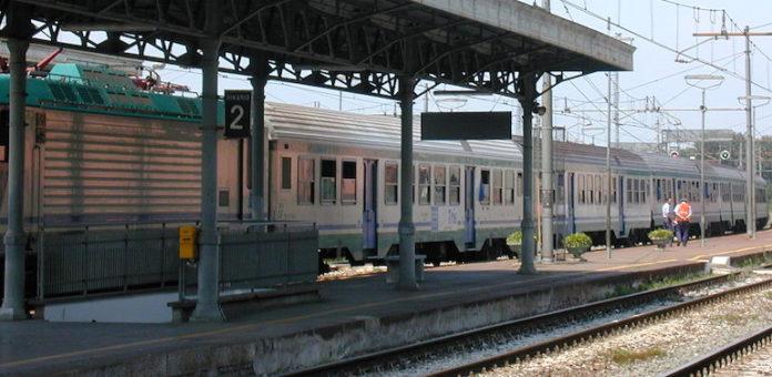 treno fossano